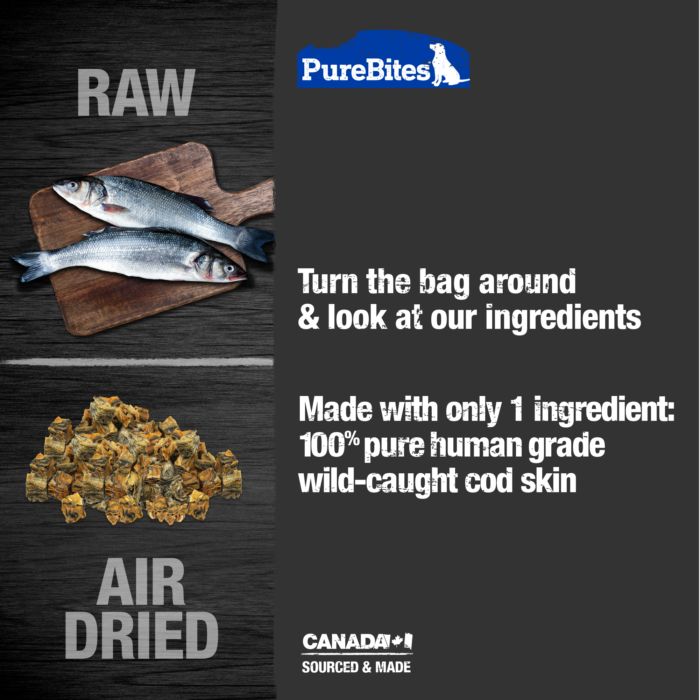 Gently Air Dried Cod Jerky